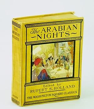 The Arabian Nights - The Washington Square Classics: Holland, Ropert S. (Editor); Lane, Edward ...