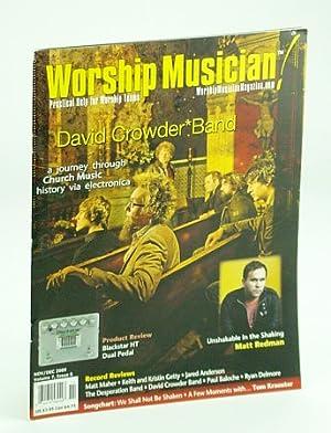 Worship Musician Magazine - Practical Help for Worship Teams, November / December (Nov. / Dec.) ...