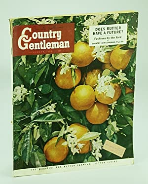 Country Gentleman, The Magazine for Better Farming,: Athanas, Verne; Stuart,