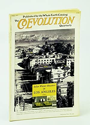The Coevolution Quarterly (Magazine), No. 15, Fall: Butti, Ken; Perlin,