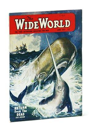 The Wide World - The True Adventure: King, A.G.; Hardinge,