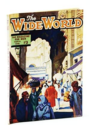 The Wide World - The Magazine for: Clune, Frank; Redwood,