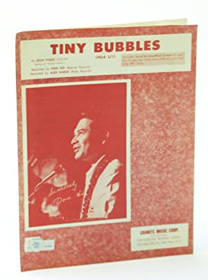 Tiny Bubbles Hua Lii By Leon Pober Abebooks