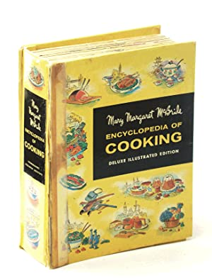 Mary Margaret McBride - Encyclopedia of Cooking - Deluxe Illustrated Edition - Complete 12 Sectio...