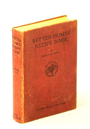 Better homes recipe book