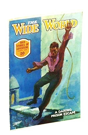 The Wide World Magazine, True Stories of: Carson, Jesse C.;