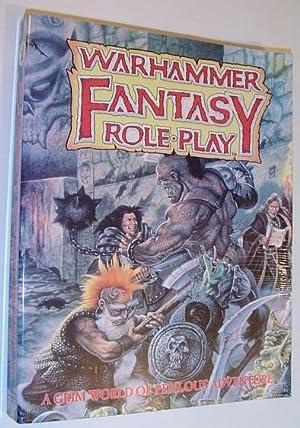 Warhammer Fantasy Roleplay : A Grim World: Halliwell, Richard