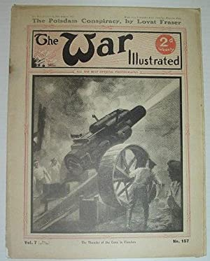 The War Illustrated, 16 August 1917: Contributors, Multiple