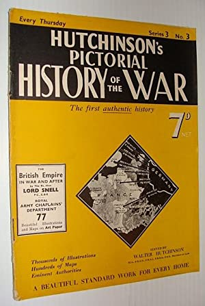Hutchinson's Pictorial History of the War, Series: Hutchinson, Walter: Editor