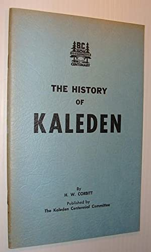 The History of Kaleden (British Columbia)