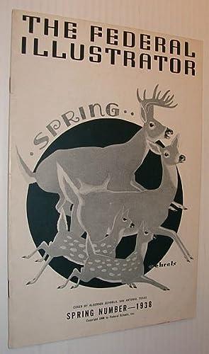 The Federal Illustrator, Spring Number, 1938: Almars, Joseph