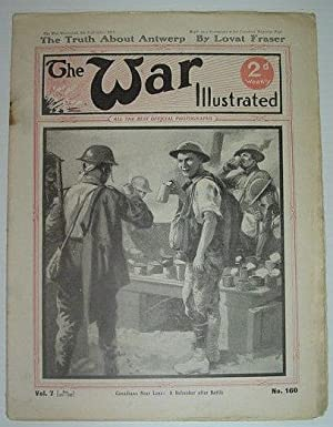 The War Illustrated, 8 September 1917: Contributors, Multiple