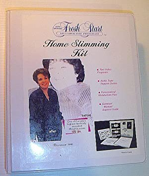 Home Slimming Kit - Cathi Graham's Fresh Start Metabolism Program: 2 VHS Taps, Book and 5 Cassett...