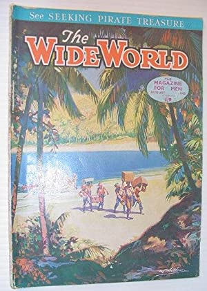 The Wide World Magazine, August 1955 - Australian Edition: Amateur Lumberjacks: Contributors, ...