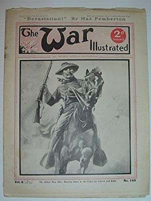 The War Illustrated - 21 April 1917: Contributors, Multiple