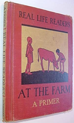 At the Farm - A Primer: Real Life Readers: Martin, Cora M.