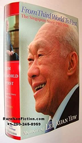 The Singapore Story: Memoirs of Lee Kuan: Yew, Lee Kuan