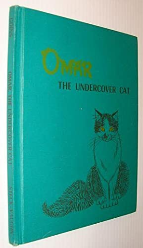 Omar The Undercover Cat: Goins, Ellen
