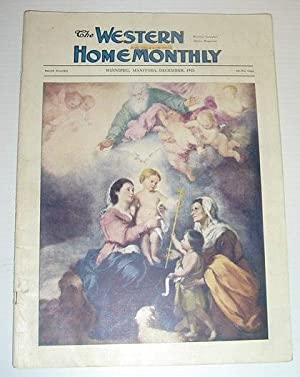The Western Home Monthly, Winnipeg, Manitoba, December: Contributors, Multiple
