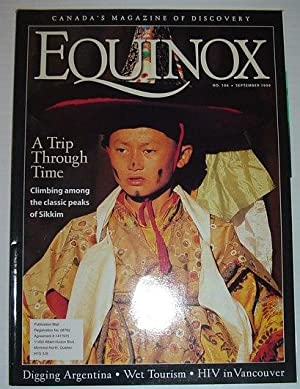 Equinox - The Magazine of Canadian Discovery: September 1999: Contributors, Multiple