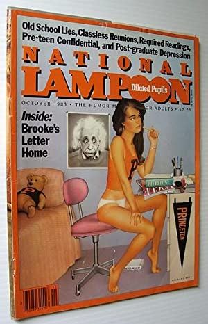 National Lampoon Magazine, October 1983 - Brooke Shields Cover: Contributors, Multiple