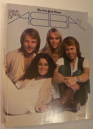 The New York Times Great Songs of Abba: Okun, Milton Ed.