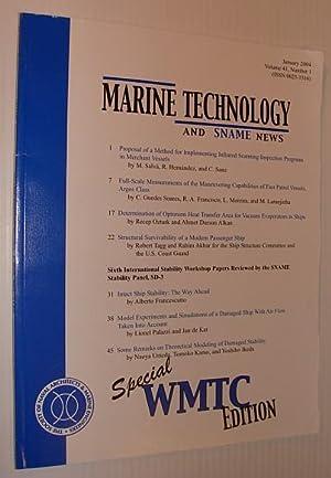 Marine Technology and SNAME News, January 2004: Contributors, Multiple