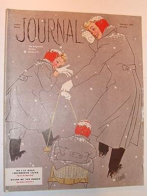 Ladies' Home Journal Magazine: February 1949: Contributors, Multiple