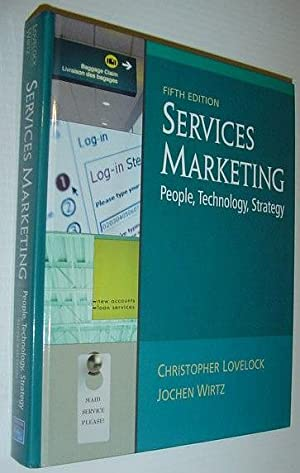 Services Marketing (5th Edition): Lovelock, Christopher; Wirtz,