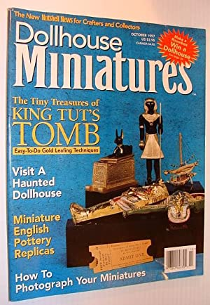 Dollhouse Miniatures, October 1997 - The Tiny: Contributors, Multiple