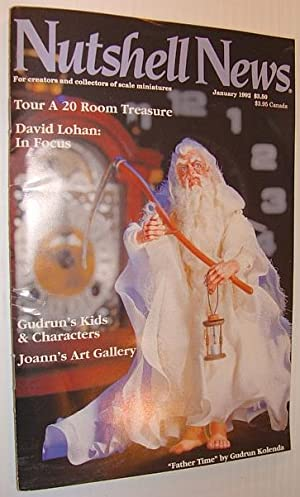Nutshell News Magazine, January 1992 - Tour a 20 Room Treasure: Contributors, Multiple