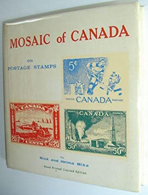 Mosaic of Canada on Postage Stamps: Mika, Nick; Helma