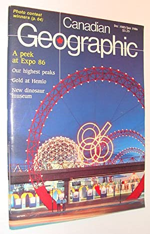 Canadian Geographic Magazine, December 1985 / January: Contributors, Multiple