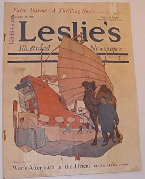 Leslie's Illustrated Weekly Newspaper: September 25, 1920,: Contributors, Multiple