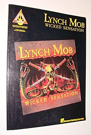 Wicked Sensation: Guitar Recorded Versions- Authentic Transcriptions: Mob, Lynch