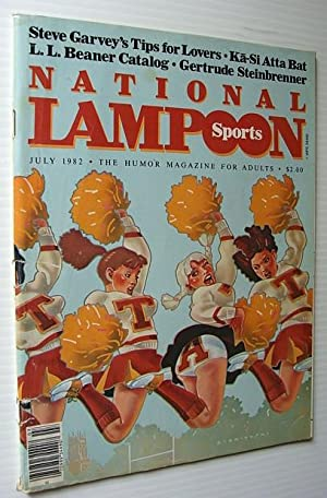 National Lampoon Magazine, July 1982 - Sports Issue: http://www.blueharvestfarm.com/1/834c8083.jpg
