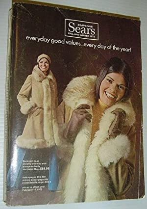 Simpsons Sears Fall and Winter Catalogue (Catalog): Sears, Simpsons