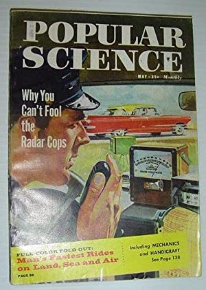 Popular Science Magazine, May 1959: Contributors, Multiple