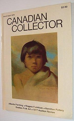 Canadian Collector Magazine, March/April 1978, Vol. 13 No. 2: Contributors, Multiple