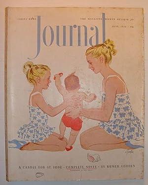 Ladies' Home Journal Magazine: June 1948: Contributors, Multiple