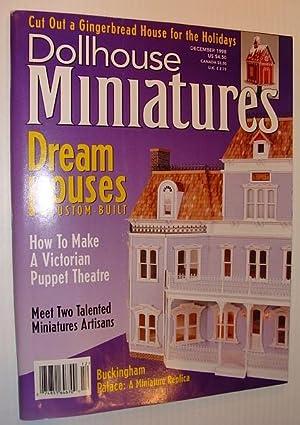 Dollhouse Miniatures Magazine, December 1998 *Custom-Built Dream Houses*: Contributors, Multiple