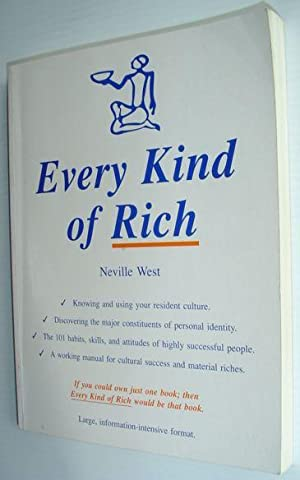 Every Kind of Rich: A Personal Cultural Reference *SIGNED BY AUTHOR*
