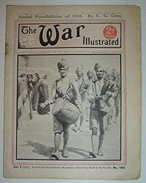 The War Illustrated - No. 182 -: Contributors, Multiple