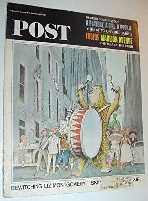 The Saturday Evening Post - Seller-Supplied Images - Magazines