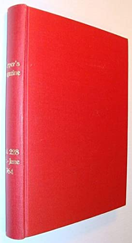 Harpers Magazine: Bound Volumes January 1964 Through: Contributors, Multiple