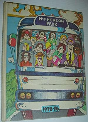 1975-1976 Yearbook: McPherson Park Junior Secondary School, Burnaby, British Columbia: Contributors...