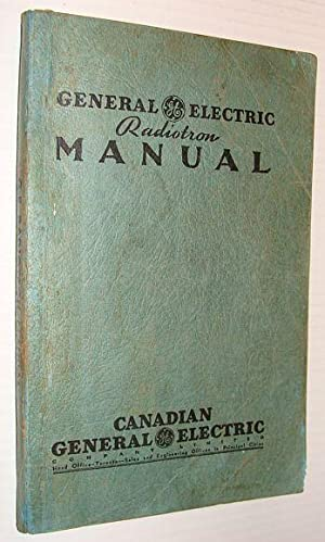 General Electric Radiotron Manual: Stated, Author Not