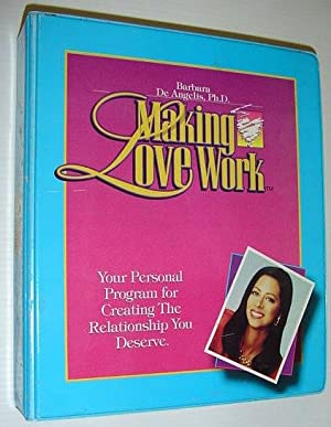 Making Love Work: Two (2) VHS Video Tapes, Five (5) Audio Cassette Tapes and Guidebook in Case