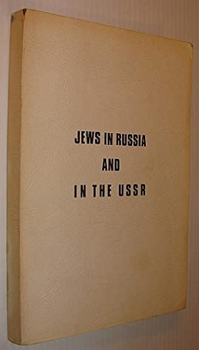 Jews in Russia and in the USSR: Diky, Andrey (Dikii,