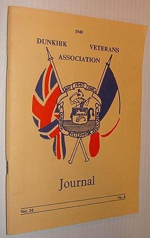 1940 Dunkirk Veterans' Association: Volum 34, No. 4: 1940 Dunkirk Veteran's Association